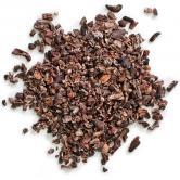 Organic Raw Criollo Cacao Nibs, 400 g