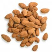 Organic Raw Almonds, 200 g