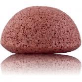 The Konjac Sponge Co. French Red Clay Konjac Sponge Puff