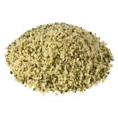 Organic Shelled Hemp Seeds, 250 g