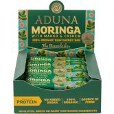 Aduna Moringa Raw Energy Bar, 45 g, 16-Pack