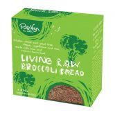 Pura Vida Raw Broccoli Bread, 200 g