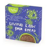 Pura Vida Raw Chia Bread, 200 g