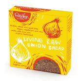 Pura Vida Raw Onion Bread, 200 g