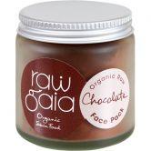 Raw Gaia Chocolate Face Pack, 50 ml
