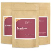 Organic Camu Camu Powder, 100 g, 3-Pack