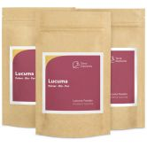 Organic Lucuma Powder, 200 g, 3-Pack