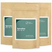 Organic Spirulina Powder, 125 g, 3-Pack