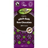 The Raw Chocolate Co. Dark Raw Chocolate, 44 g