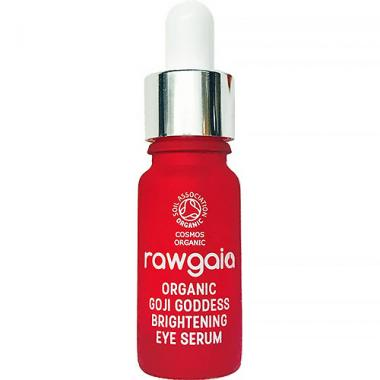 Raw Gaia Goji Goddess Brightening Eye Serum, 10 ml
