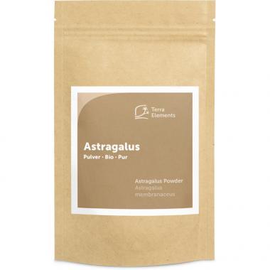 Organic Astragalus Powder, 100 g