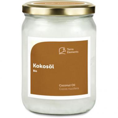 Organic Coconut Oil, 500 g