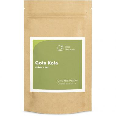 Organic Gotu Kola Powder, 100 g