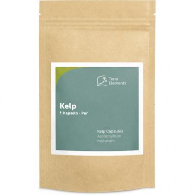 Kelp Capsules (400 mg, 240 caps)