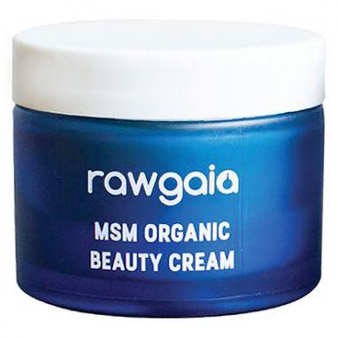 Raw Gaia MSM Beauty Cream, 50 ml