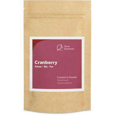 Organic Cranberry Powder, 100 g