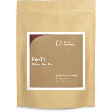 Organic Fo-Ti Root Powder, 500 g