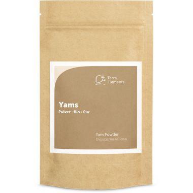 Organic Wild Yam Powder, 100 g
