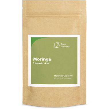 Organic Moringa Capsules (400 mg, 150 caps)