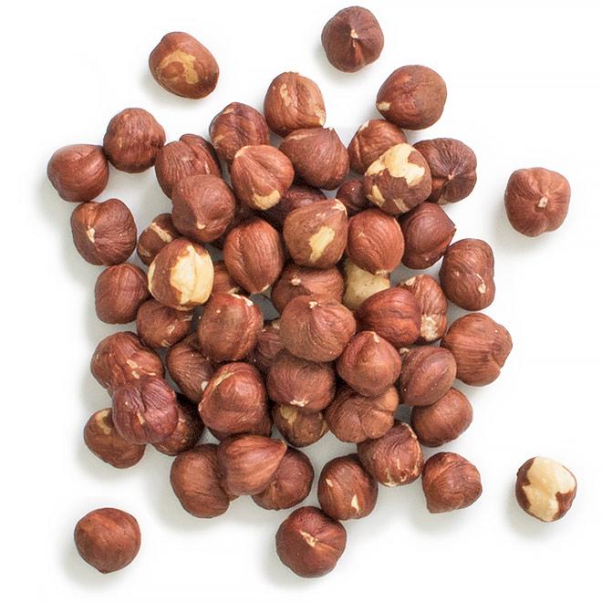 Organic Raw Hazel Nuts, 200 g
