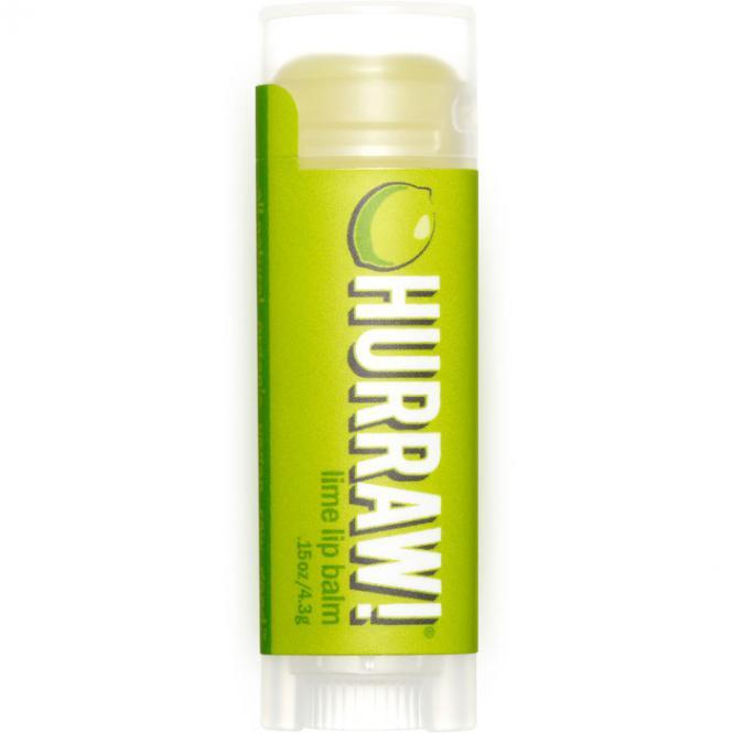 Hurraw! Lime Lip Balm, 4,3 g