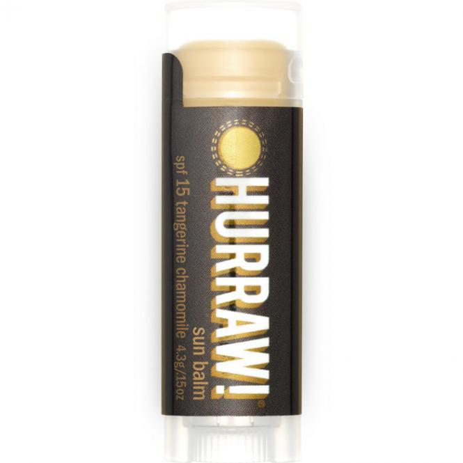 Hurraw! Sun Lip Balm, 4,3 g