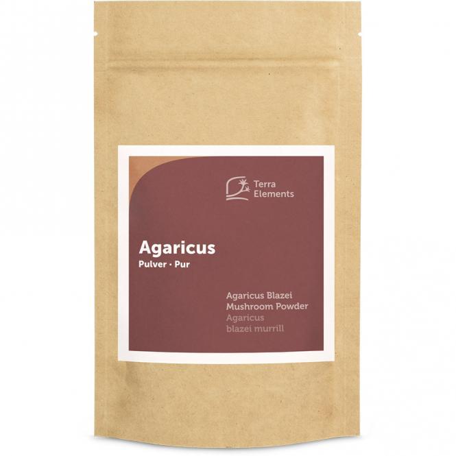 Agaricus Blazei Mushroom Powder, 100 g