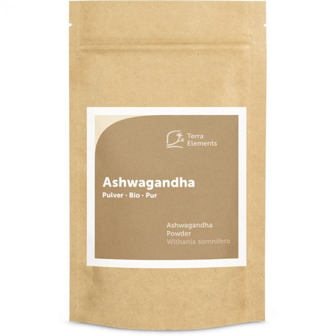 Organic Ashwagandha Powder, 100 g