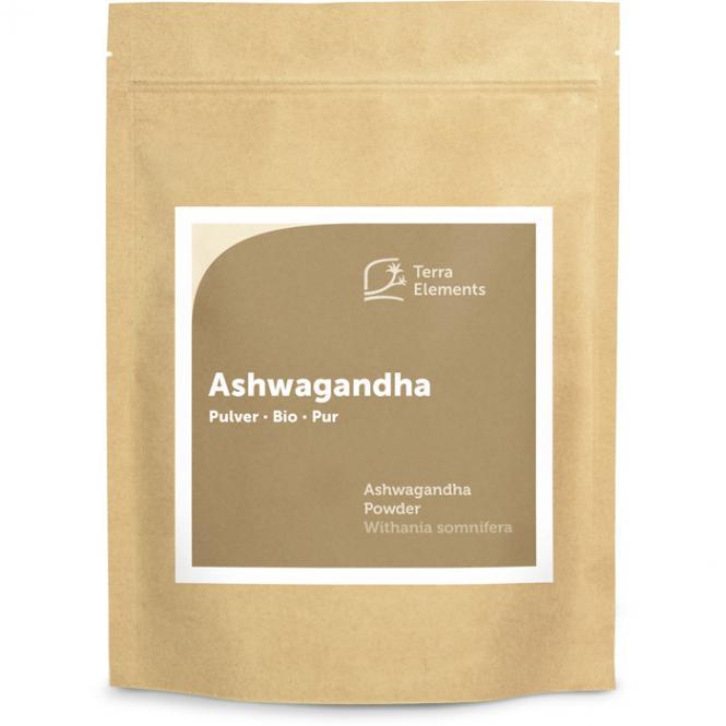 Organic Ashwagandha Powder, 500 g