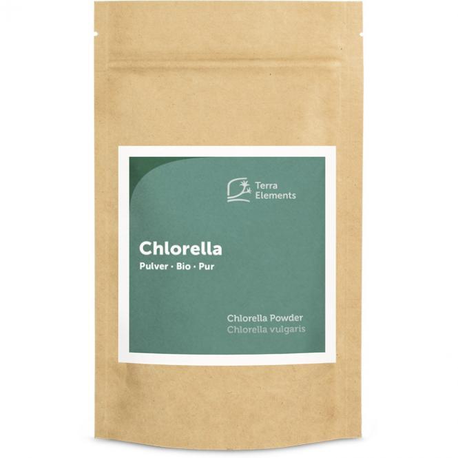 Organic Chlorella Powder, 100 g