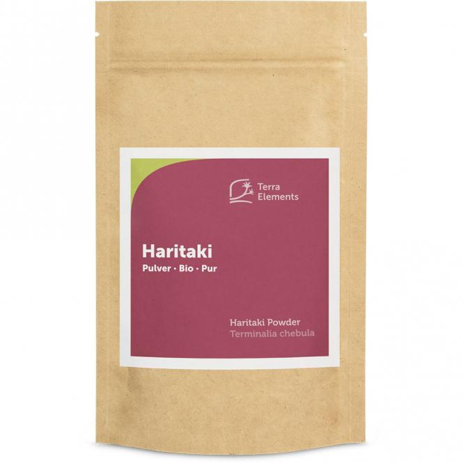 Organic Haritaki Powder, 100 g