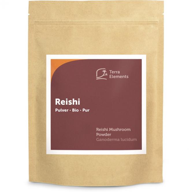 Organic Reishi Mushroom Powder, 500 g