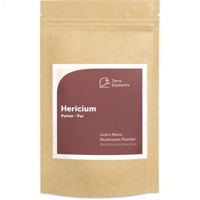 Organic Lion's Mane Mushroom Powder, 100 g