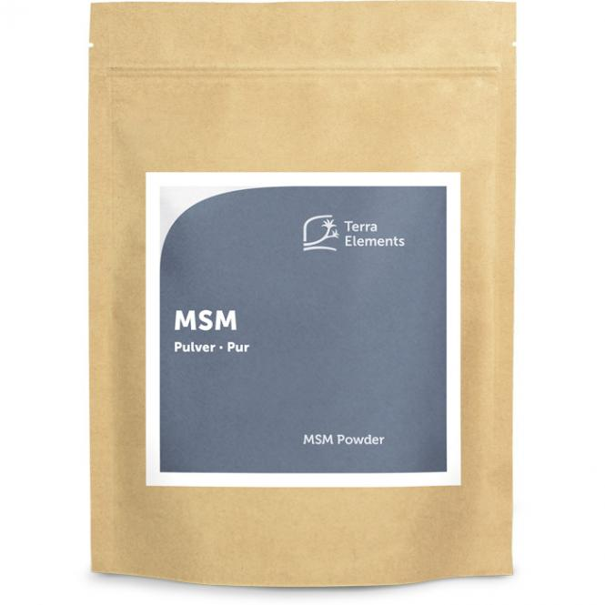 MSM Powder, 500 g
