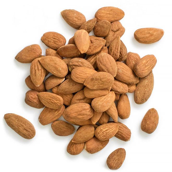 Organic Raw Almonds, 200 g