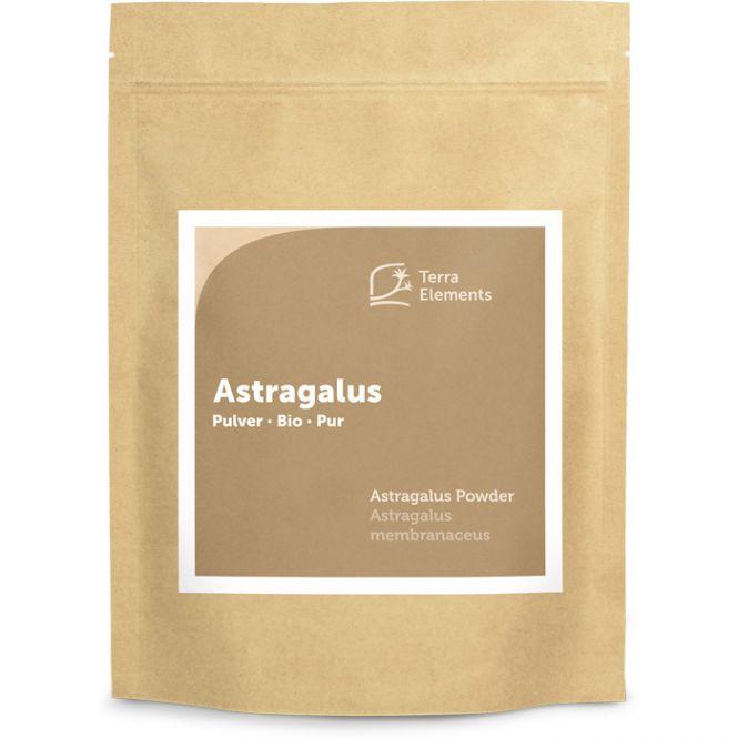 Organic Astragalus Powder, 500 g