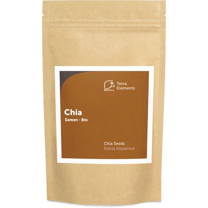 Organic Chia Seeds, 250 g