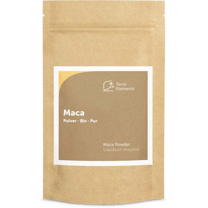 Organic Maca Powder, 125 g