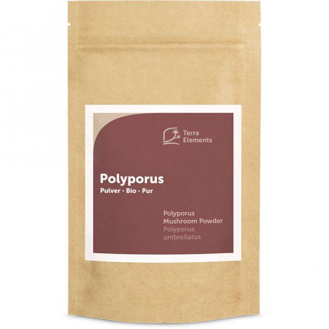 Organic Polyporus Mushroom Powder, 100 g