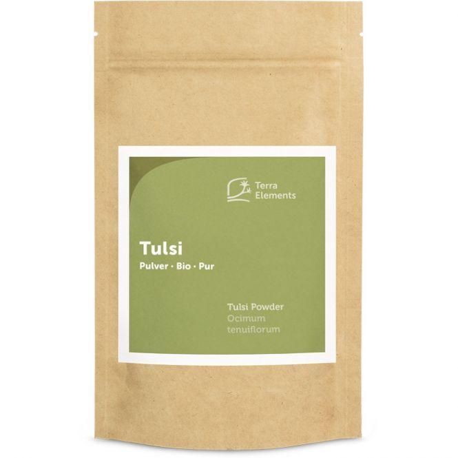 Organic Tulsi Powder, 100 g