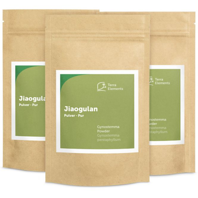 Gynostemma Powder, 100 g, 3-Pack