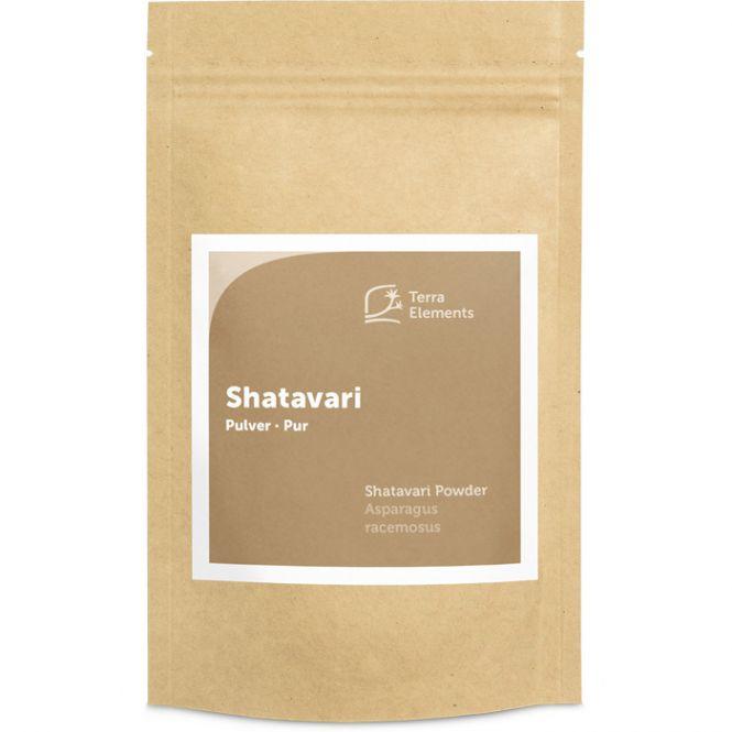 Organic Shatavari Powder, 100 g