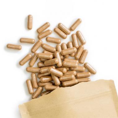 Organic Camu Camu Capsules (400 mg, 150 caps)