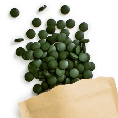 Organic Chlorella Tablets (500 mg, 240 tabs), 3-Pack