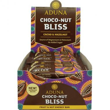 Aduna Cacao Raw Energy Bar, 45 g